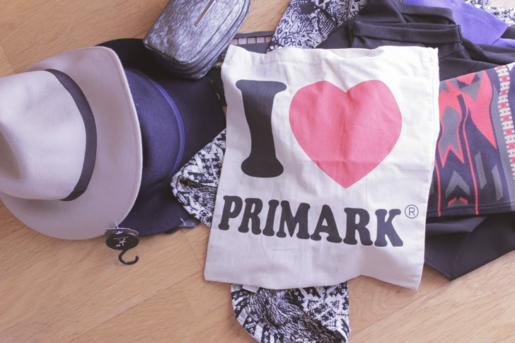 Compras Primark Outono-Inverno 2014