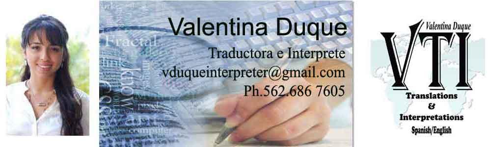 VTI - Traducciones & Interpretaciones