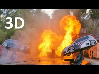 Kumpulan Adegan Tabrakan Mobil Fast & Furious 6 Movie