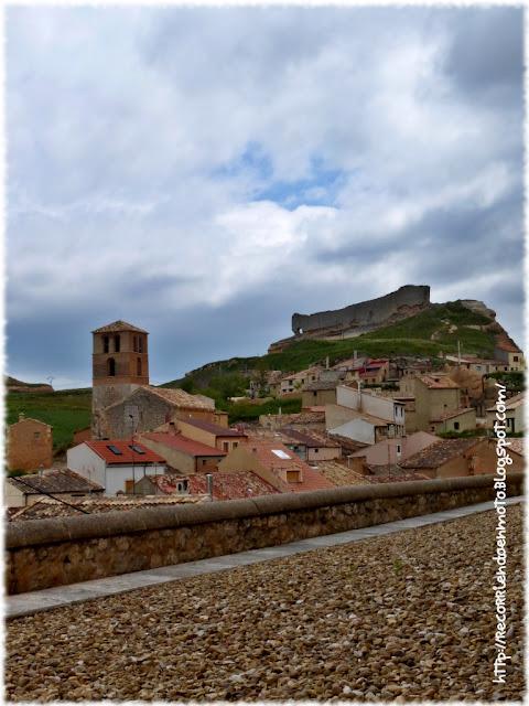 castillo San Esteban de Gormaz