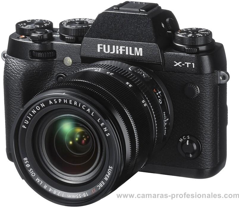 Fujifilm va a corregir la fuga de luz de la cámara X-T1 totalmente gratis