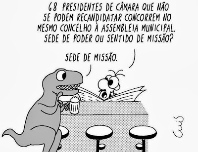 Dinossauros Políticos, Portugal, Luís Afonso