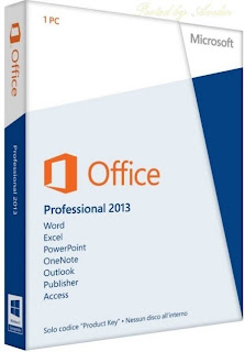 Free Download Microsoft Office Professional Plus 2013 (32/64) With Activator