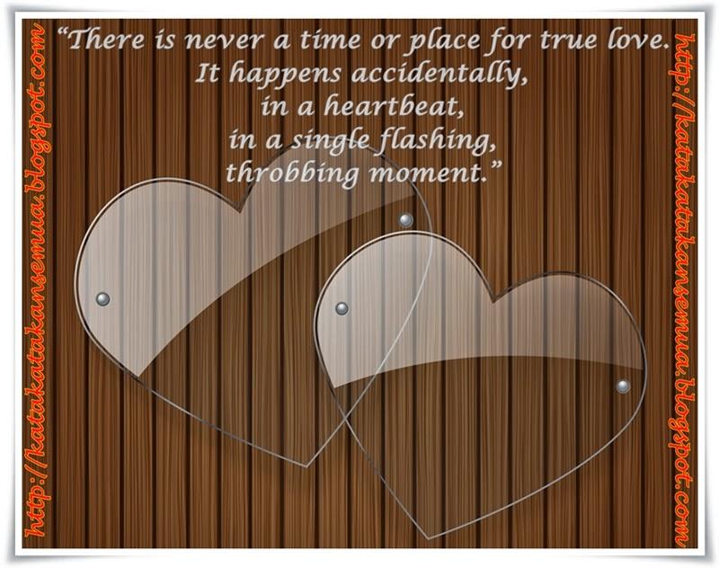 1001 Love Quotes - Kata Mutiara Cinta Sepanjang Masa