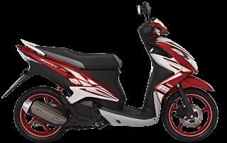 Yamaha Xeon RC Victorius Red