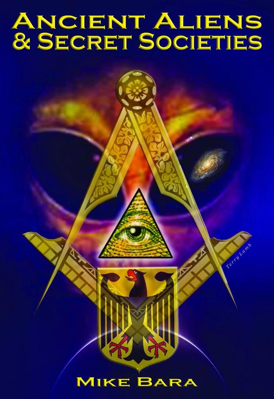 http://www.amazon.com/Ancient-Aliens-Secret-Societies-Mike/dp/1939149401