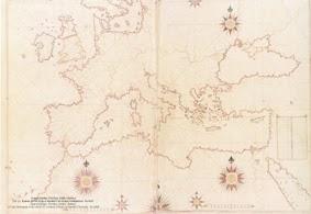 Piri Reis Avrupa Haritas�