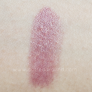 MAC oh oh oh swatches lipstick