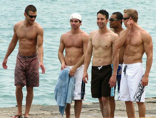 Guys Next Door: February 2011