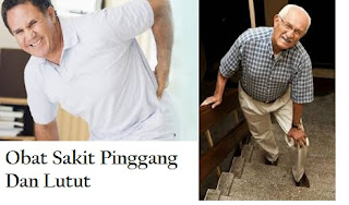 Obat Sakit Pinggang Dan Lutut