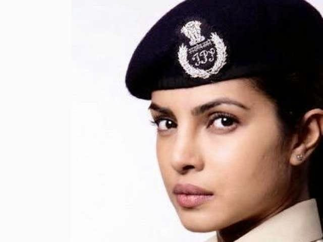 First and foremost Look: Priyanka Chopra as a Cop in Gangaajal 2