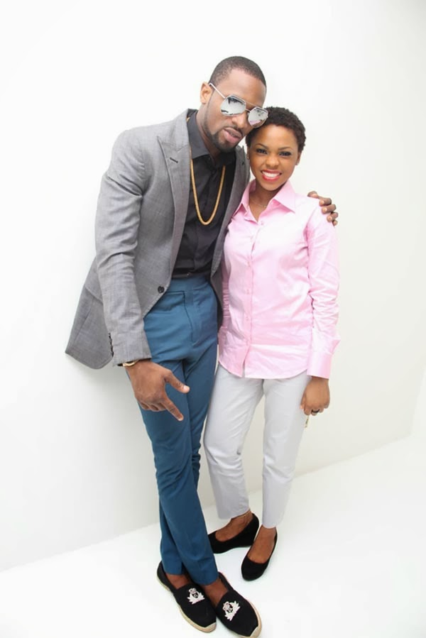 Photos ; Henessy Artistry still Moving Strong with Dbanj.
