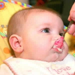 Resep Makanan Bayi 6-12 Bulan Nasi Tim Cincang