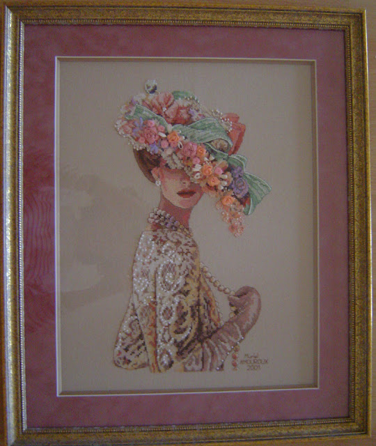Victorian Elegance,Dimensions,Gold Collection,Broderie