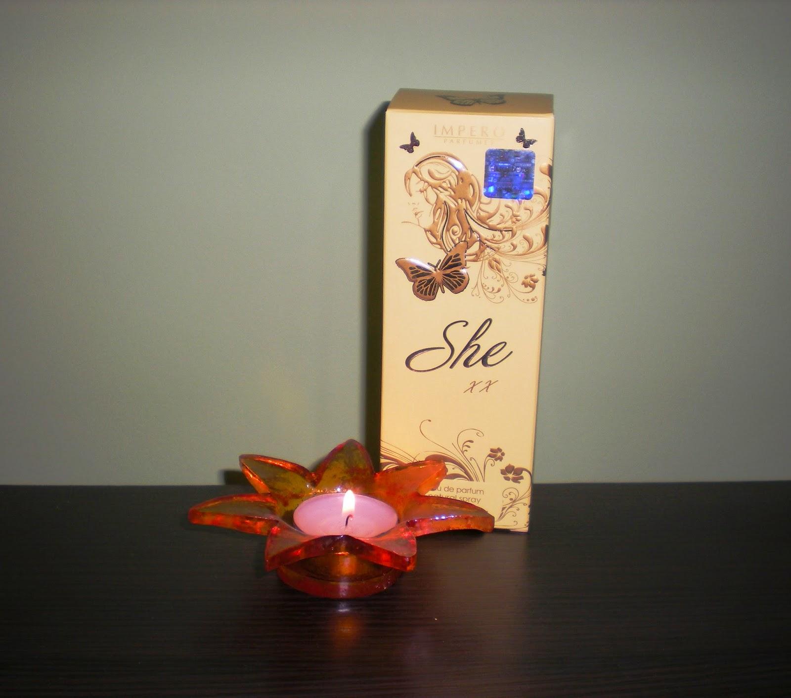 Owocowo - kwiatowy zapach niedzieli :)