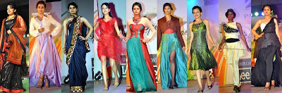 "National Institute of Fashion Technology (NIFT)-Patna organised its annual fashion show, ""Spectrum"", in Patna on February 9, 2011. Aspiring fashion designers put up their creations on display to mark the occasion."
