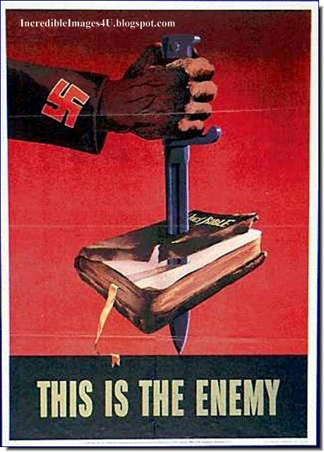 how the nazi germans used the media to spread propaganda during hitlers time Hitler's policies, though quickly repealed after he committed suicide and nazi germany was defeated, had far-reaching adolf hitler: quote on propaganda world history: the modern era abc-clio i understood what it was like for a child to suffer persecution during that time.