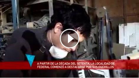 EL OFICIO DE FABRICAR CUCHILLOS