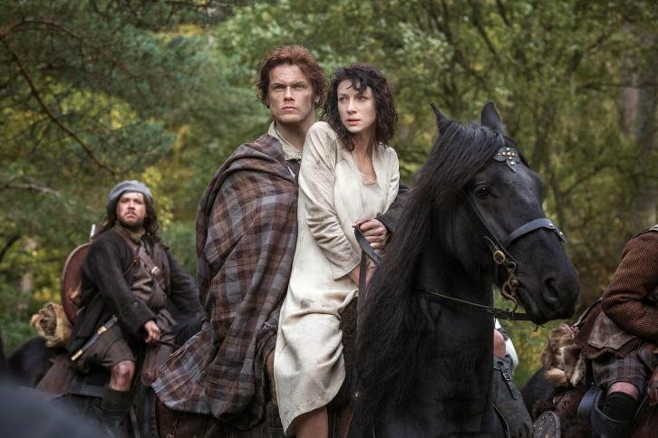 Outlander - Castle Leoch - Advance Preview + Teasers