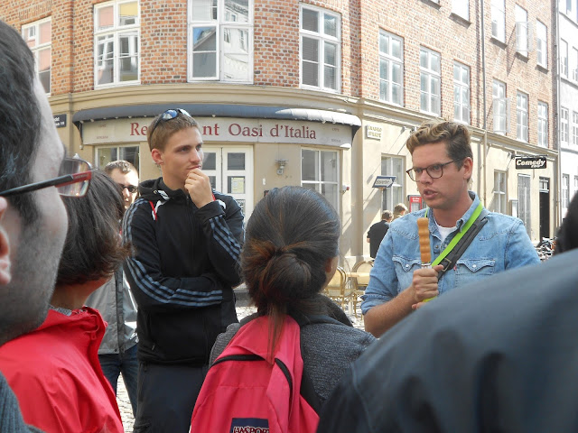 Copenhagen Free Walking Tour with Jarod