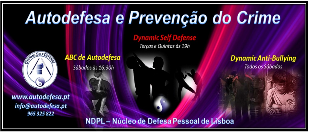 AUTODEFESA E PREVENÇÃO DO CRIME