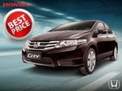 Pricelist Honda City Bandung