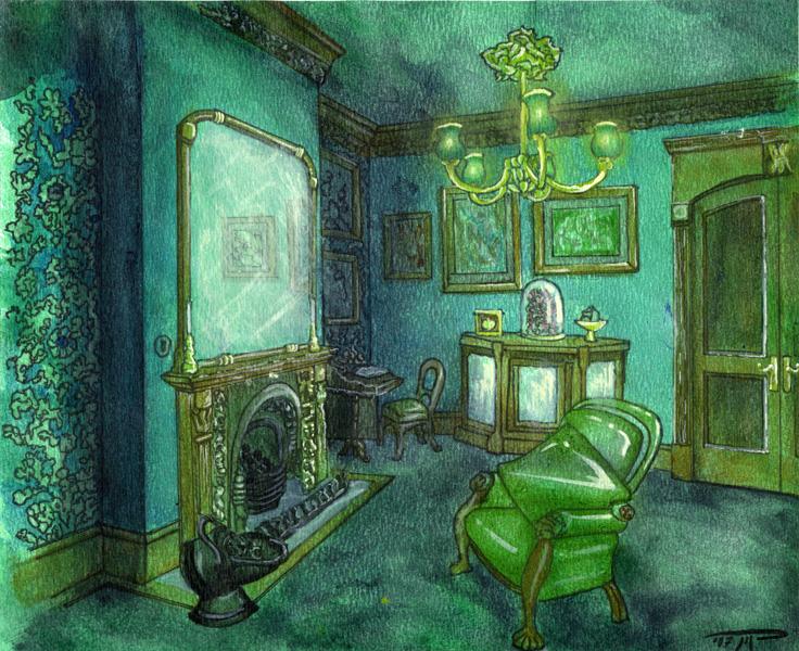 Scheele S Green Room