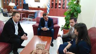 Διμερής συνάντηση Ελλάδας – Αλβανίας για θέματα Πολιτικής Προστασίας