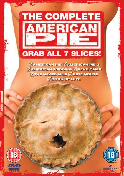 American Pie BOX ( 1999-2009 ) PL.DVDRiP.XViD-PSiG | Lektor PL
