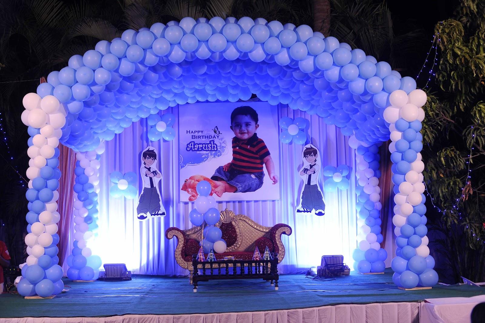 RK Balloon Decorations