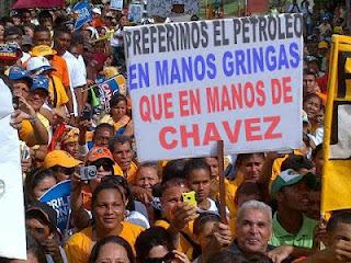 La derecha venezolana asume su lado vendepatria ___XXXXX