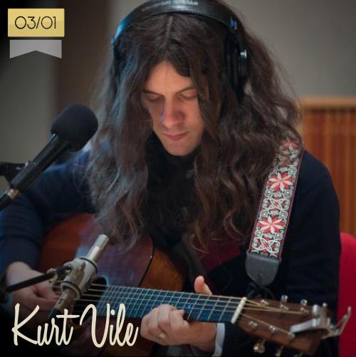 3 de enero | Kurt Vile - @therealkurtvile | Info + vídeos