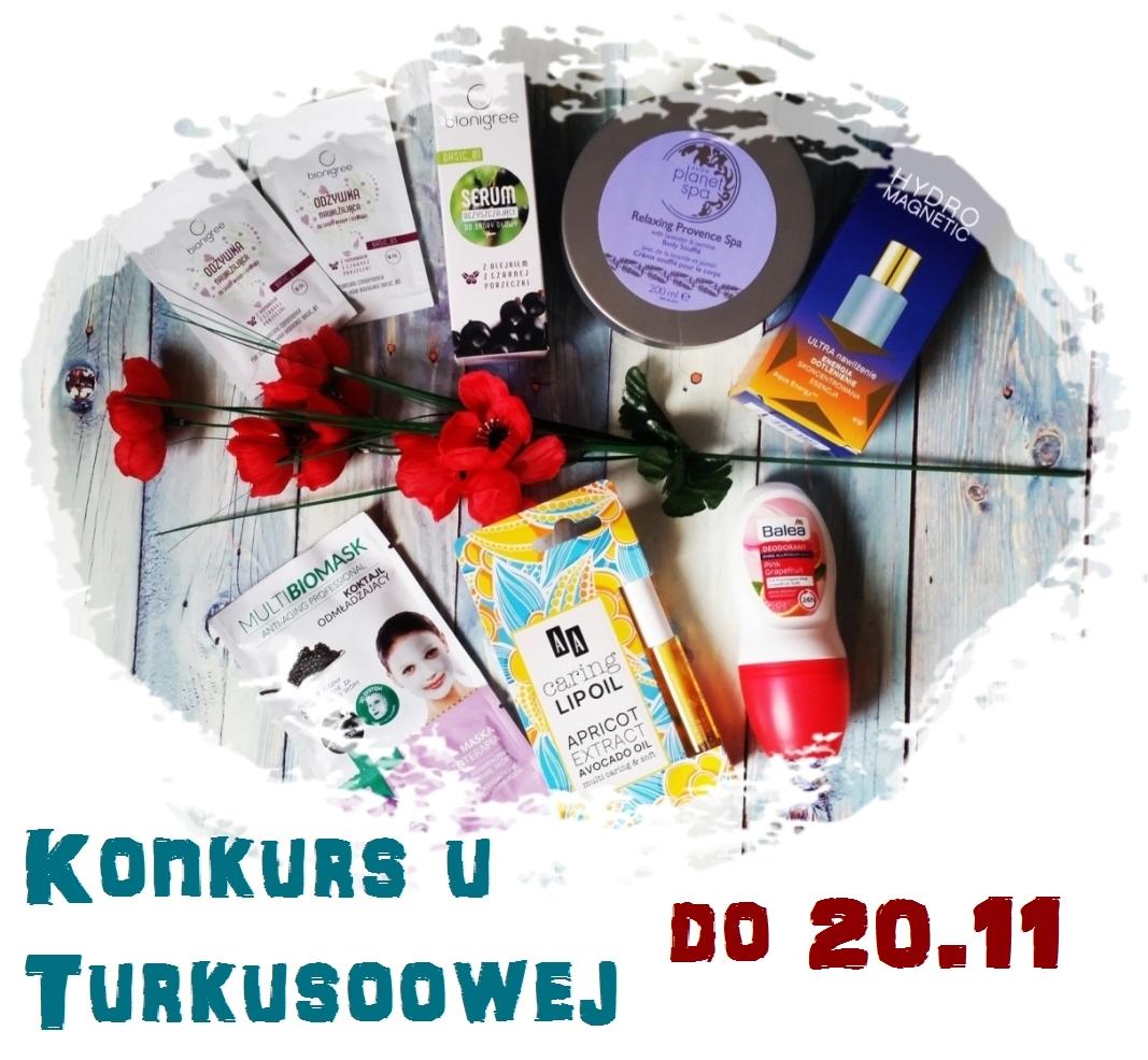 Konkurs u Turkusoowej :)