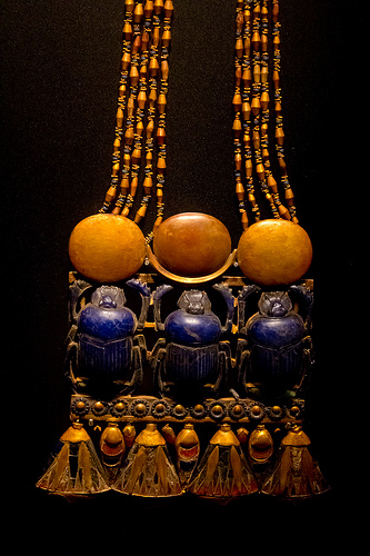Ancient Egyptian Clothing Ancient Egyptian Magic Amulets And