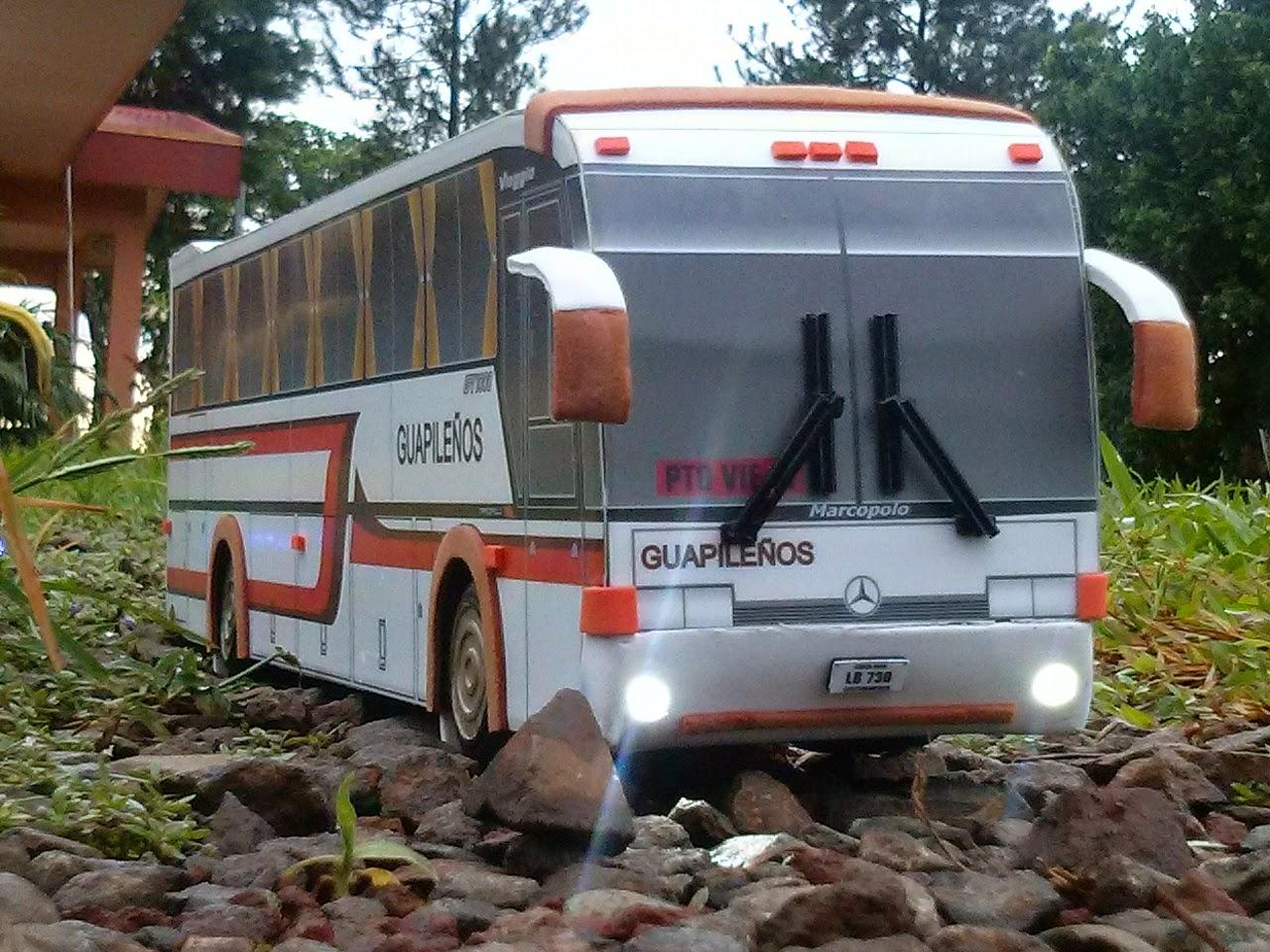 Autobuses a Escala