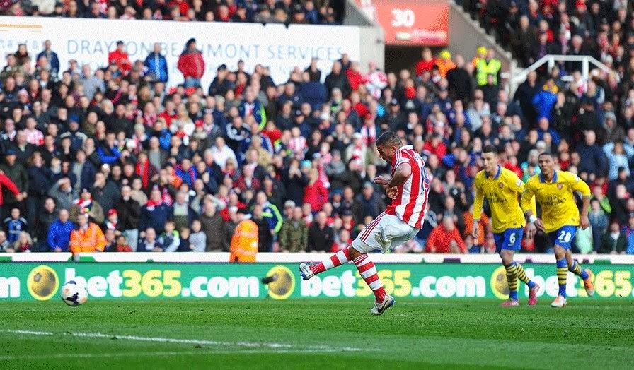 Liga Inggris, Pekan 28, Hasil Pertandingan