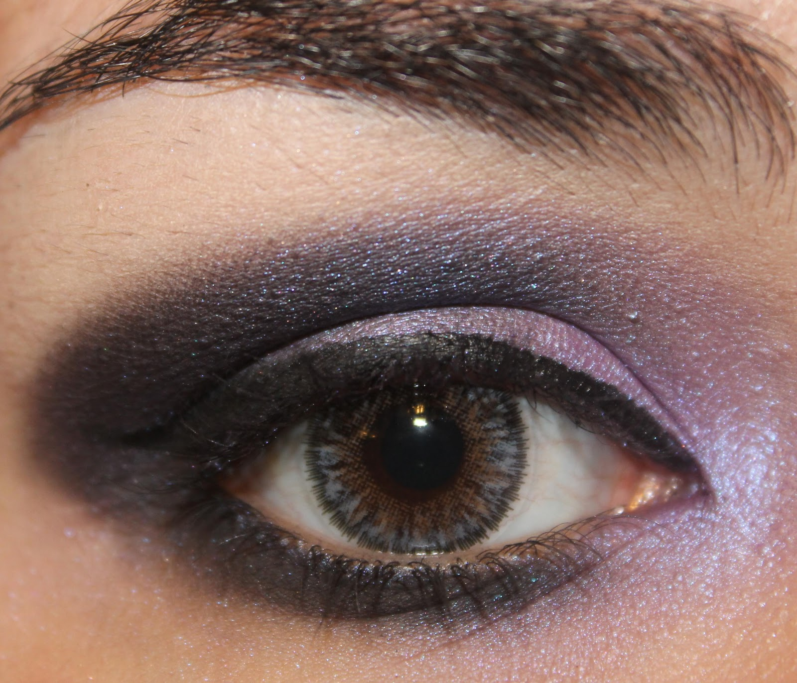 Natural Colored Lenses For Dark Eyes