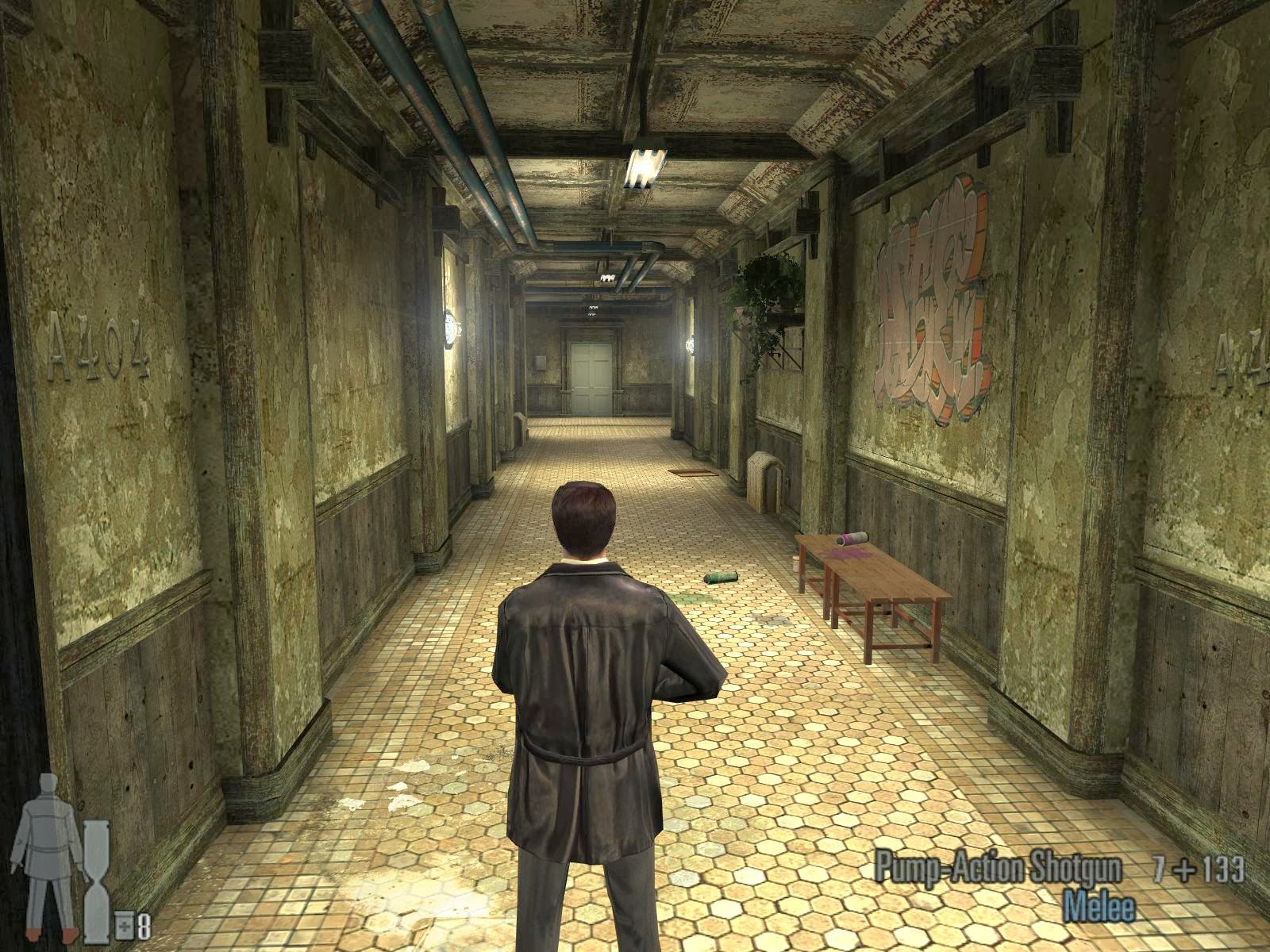 Max Payne 2 PC Games Gameplay