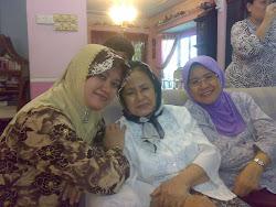 Pertemuan siratulrahim ke rumah Kak Rudiah Kakak kesayangan Arwah Abg Sudir pada 19/2/2011
