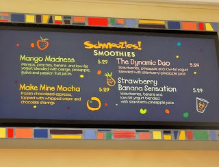 Schmoozies Smoothies