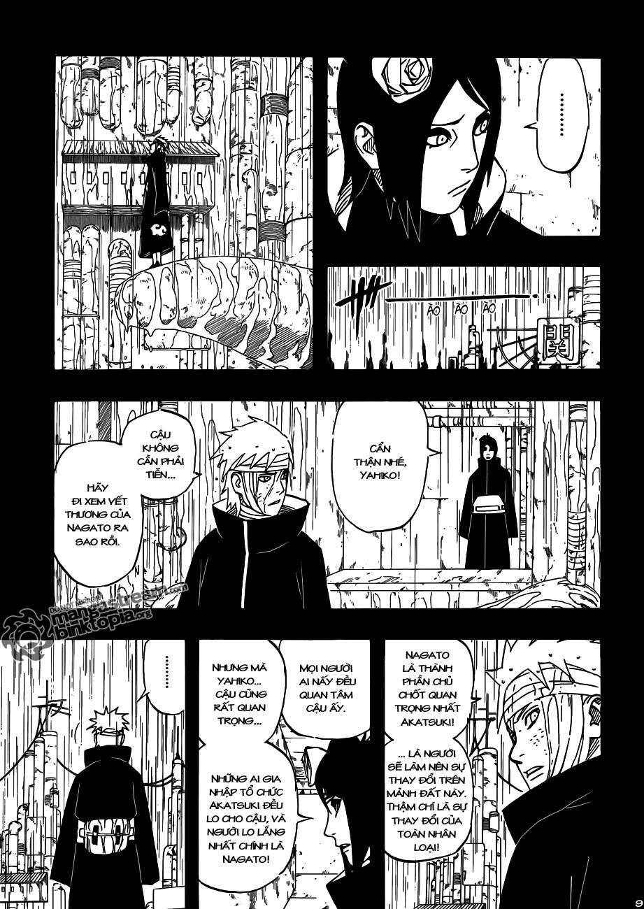 Naruto chap 509 Trang 9 - Mangak.info