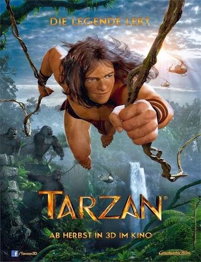 Ver Tarzan (2014) Online