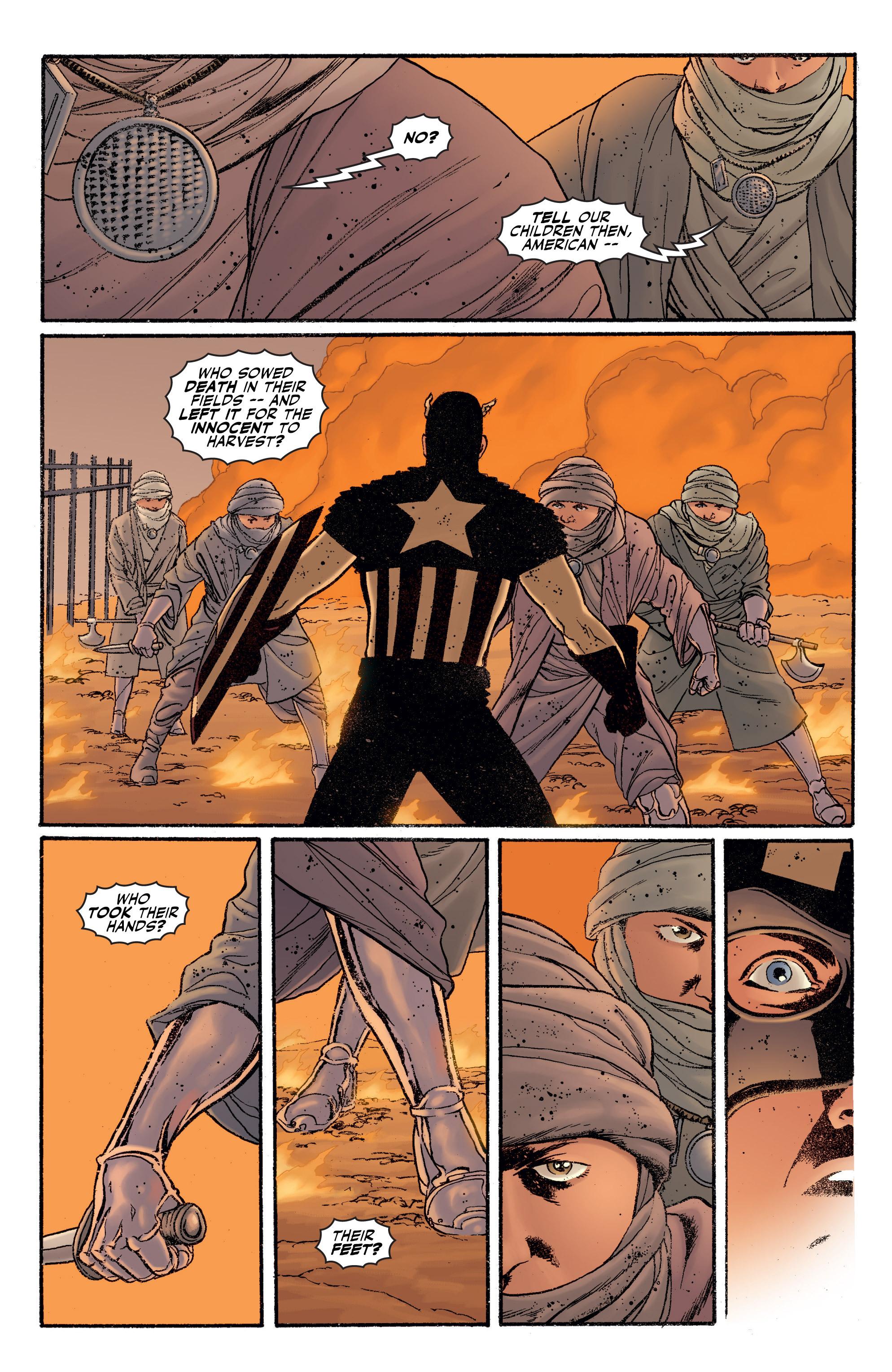 Captain America (2002) Issue #3 #4 - English 5
