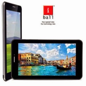 Buy iBall Slide Performance Series 3G 7271-IPS20 Tablet Rs.5990 only