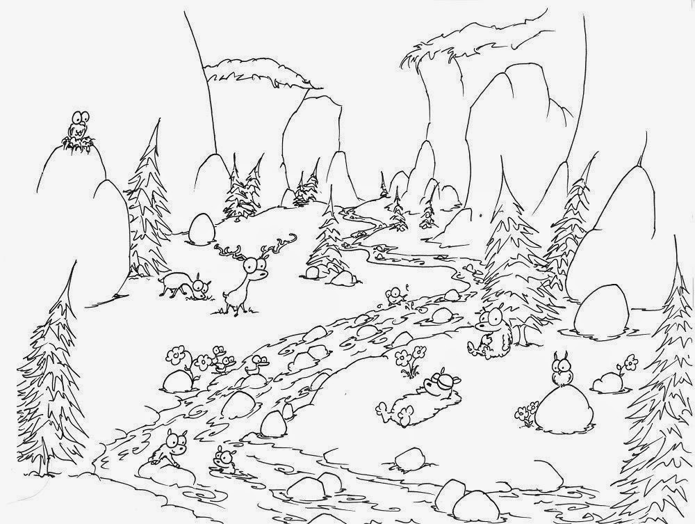 National park coloring pages National Park Postcards National Park Pass denali national park coloring pages