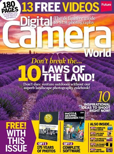 Digital Camera World � August 2014