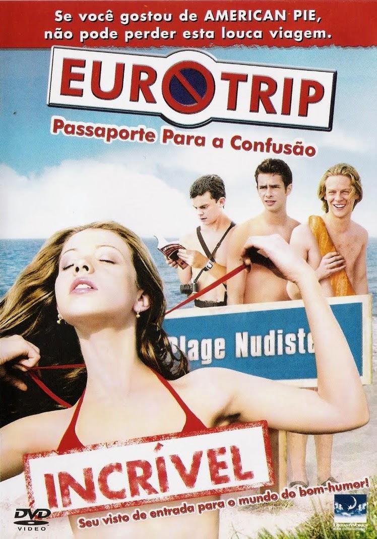Eurotrip: Passaporte Para a Confusão – Dublado (2004)