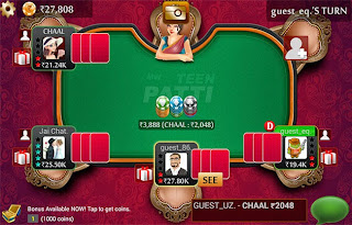 Teen Patti King - Flush Poker by MyWavia Studios