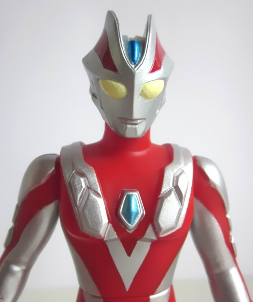 Lagoric Support Your Hobbies  amp  ImaginationUltraman Xenon
