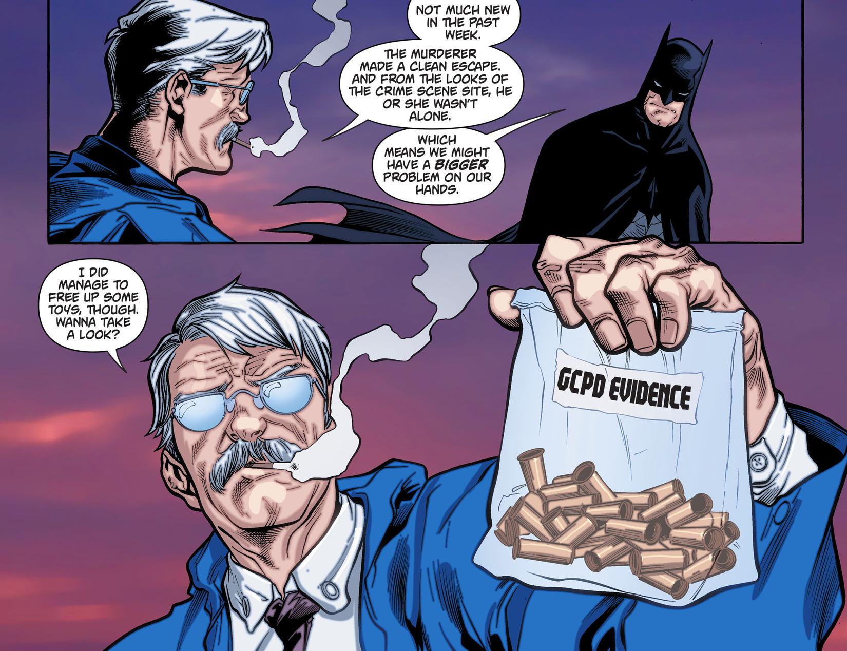 Batman: Arkham Knight [I] chap 39 pic 4